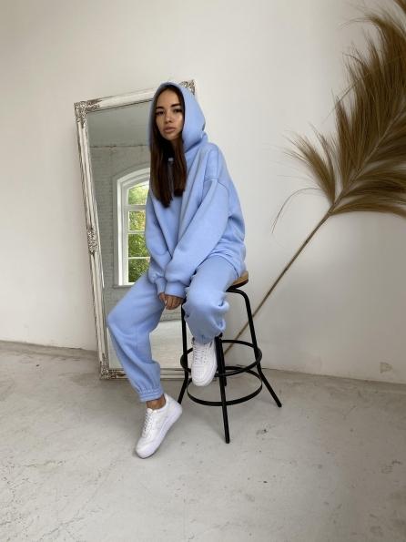 """Купить """"Марион"""" утепленный костюм из трехнити 11852 оптом и в розницу"""